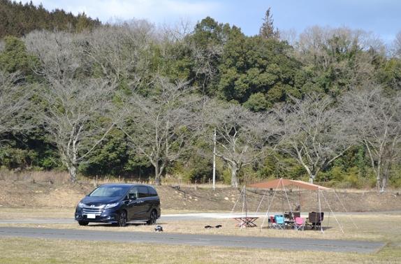 オデッセイとキャンプ